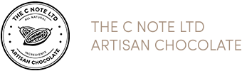 The C Note – Artisan Chocolate Logo